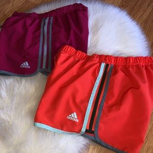Women's Adidas Athletic Shorts Bundle